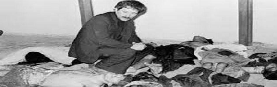 Maraş'ta Katledilen Alevilerin Mezarları Kayıp
